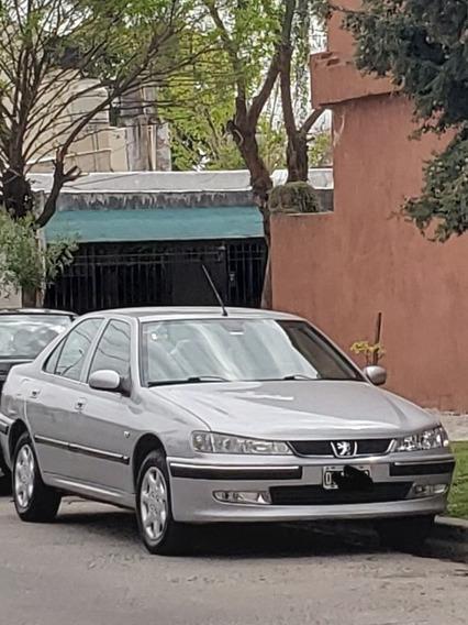 Peugeot 406 2.0 Sv 2001