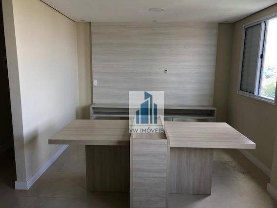 Cobertura Com 3 Dormitórios À Venda, 128 M² Por R$ 765.000,00 - Vila Rosália - Guarulhos/sp - Co0001