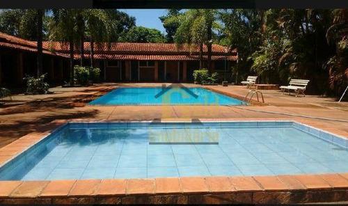 Chácara Com 6 Dormitórios À Venda, 5000 M² Por R$ 1.485.000 - Recreio Internacional - Ribeirão Preto/sp - Ch0018