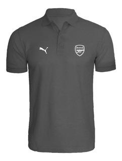 Camisa Arsenal Polo Torcedor