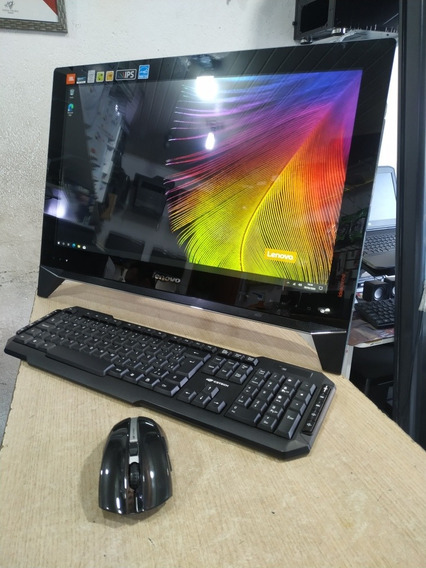 All In One Lenovo Touchscreen B550 Core I5 Ssd
