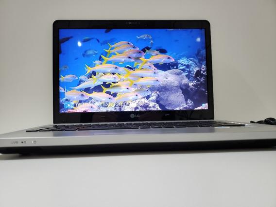 Notebook Lg A560 I7 Terceira Geração 4gb Hd 500gb +hdmi