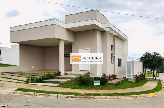 Casa Com 3 Dormitórios À Venda, 114 M² Por R$ 530.000 - Cajuru Do Sul - Sorocaba/sp - Ca1492