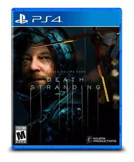 Juego Death Stranding Playstation 4 Ps4 Nvo Fisico /u