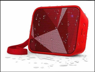 Parlante Bluetooth Philips Bt 110r. Pixel Pop.