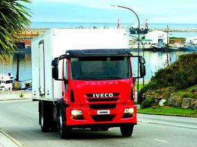 Iveco Daily 170 E 28 4815 Solo X $204.150 Y Saldo En Cuotas