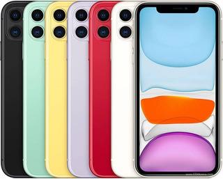Apple iPhone 11 64gb 4gb Ram Ios 12mp Desbloqueado Original