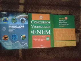 Kit De Estudo Para Enem, Concursos E Vestibulares