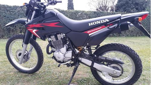 Honda Xr Tornado