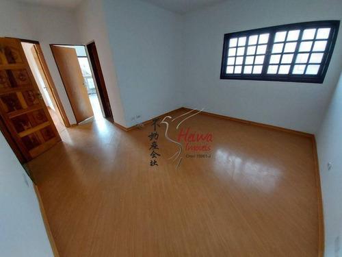 Imagem 1 de 15 de Casa Com 2 Dormitórios Para Alugar, 60 M² Por R$ 1.400,00/mês - Residencial Sol Nascente - São Paulo/sp - Ca1305