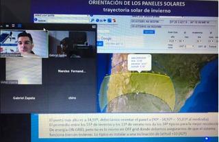 Curso Energía Solar Fotovoltaica Pdf Videos Teleconferencia
