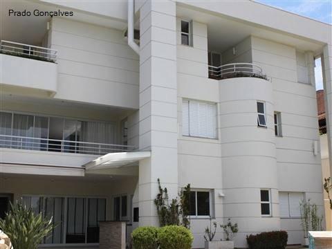Casa Para Aluguel Em Loteamento Alphaville Campinas - Ca123561