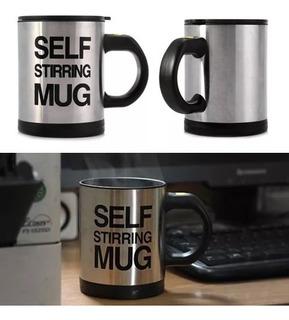 Mug Agitador Electrico