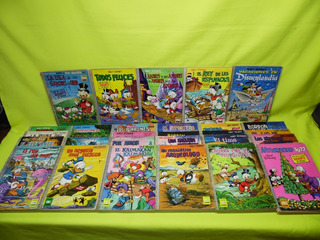 Historietas Walt Disney Dumbo **29 Titulos Año 1971**