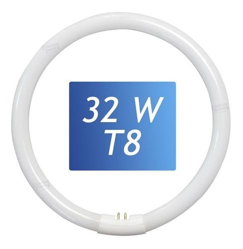 Bombillo Circular 32w T8