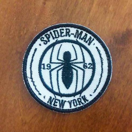 Imagen 1 de 2 de Parche, Marvel, Spider-man New York Araña Accoriginals