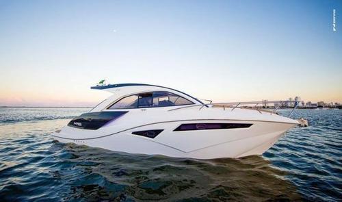 Nx 400 Gasolina Nxboats Coral Real Focker Ventura Fs  Lancha