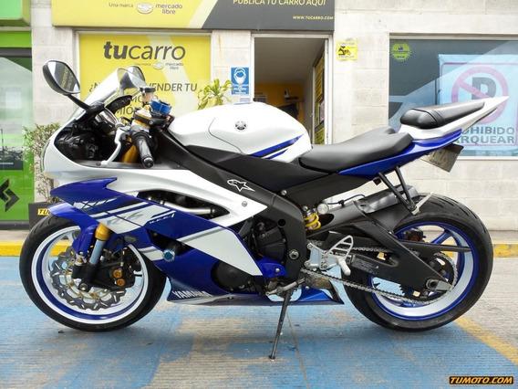 Yamaha Yzf R6 R6r
