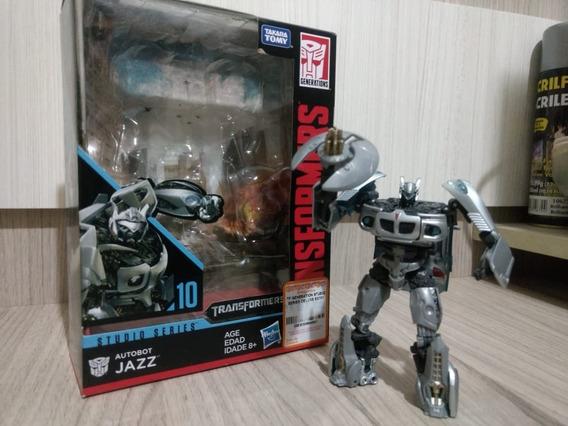 Transformers Studio Series Jazz Deluxe