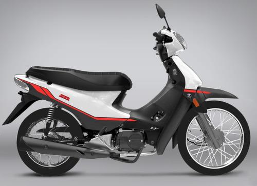 Moto Zanella Cub Zb 110 Lt Financiado 0km Urquiza Motos