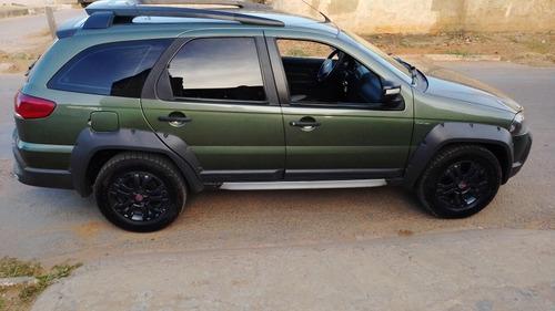 Fiat Palio Adventure 2011 1.8 16v Locker Flex Dualogic 5p