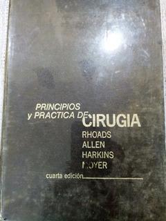 Principios Y Prácticas Quirúrgicas