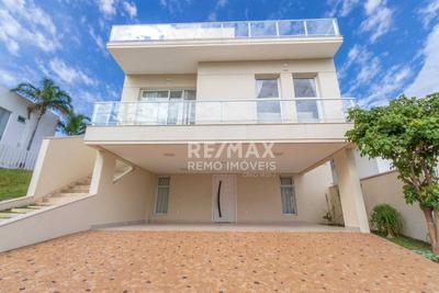 Casa Com 3 Dormitórios À Venda, 332 M² Por R$ 1.280.000 - Condomínio Terras De São Francisco - Vinhedo/sp - Ca6483