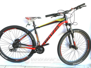 Bicicleta Venzo Primal Rod- 29/ 24v D/ Hidráulico-works!!