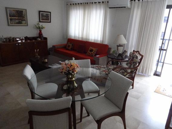 Apartamento Em Boqueirão, Santos/sp De 148m² 3 Quartos À Venda Por R$ 910.000,00 - Ap166280