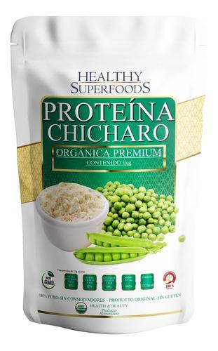 Proteína De Chicharro Premium 1kg Envió Gratis