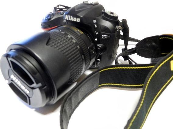 Nikon D7200 Body Con 21.000 Disparos Impecable
