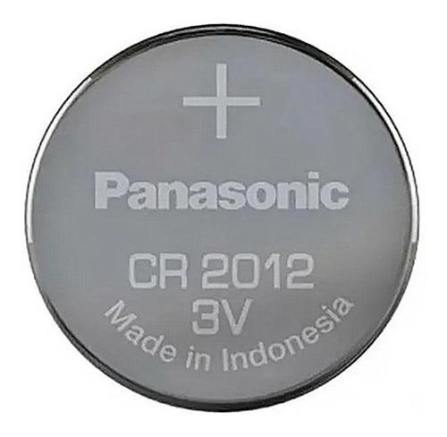 Imagen 1 de 9 de Pila Panasonic Cr 2012 Litio Original Distribuidor Oficial