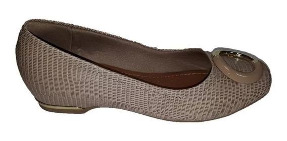 Sapato Usaflex Avelã - Aa0707