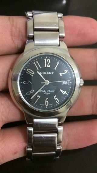 Relógio Orient Zfm-195 Wr 50m. Aceito Negociação