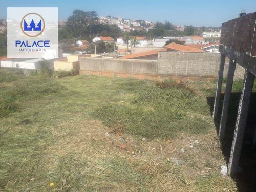 Imagem 1 de 4 de Terreno À Venda, 250 M² Por R$ 190.000,00 - Loteamento Chácaras Nazareth Ii - Piracicaba/sp - Te0408