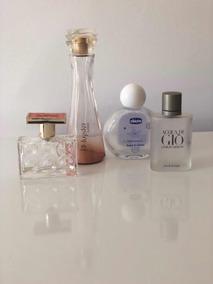 Fracos De Perfume Vazios
