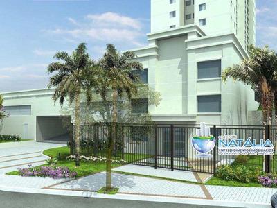 Apartamento Com 03 Dormitórios Sendo 01 Suíte Na Vila Ema - A62682