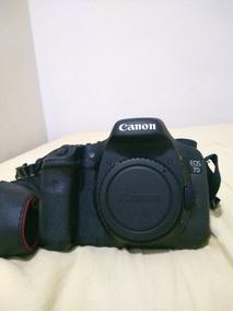 Canon 7d + 18-135mm + Cartão