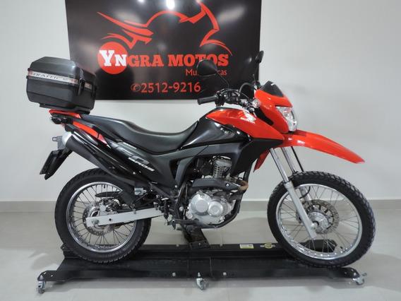 Honda Nxr Bros 160 Esdd 2016 Flex