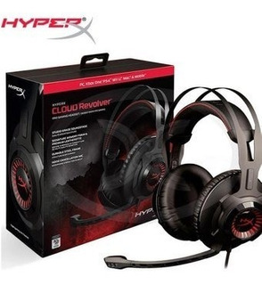 Auriculares Hyperx Cloud Revolver Gamer Pc,xbox One,ps4,mac