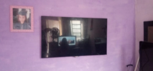 Imagem 1 de 2 de Smart Tv LG 55ub8500 Led 3d 4k 55  100v/240v ( Tela Danifica