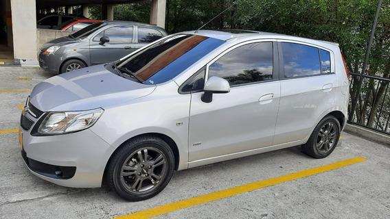 Chevrolet Sail Hatchback Full 2018