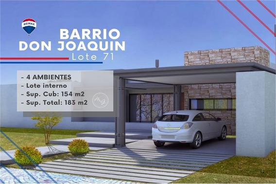 Casa 4 Ambientes En Venta - Don Joaquín Canning