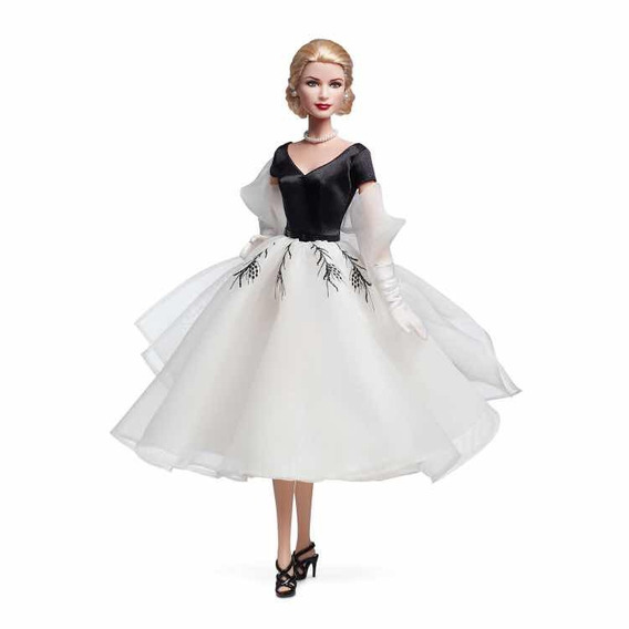 Barbie Rear Window Grace Kelly Doll