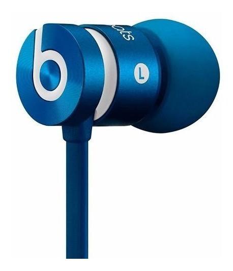 Fone De Ouvido In Ear Urbeats Azul Bluetooth