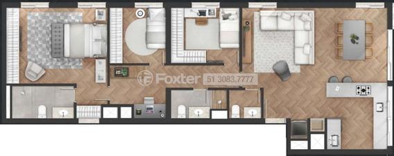 Apartamento, 3 Dormitórios, 108 M², Moinhos De Vento - 159685
