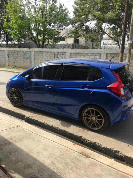 Honda Fit Version Japonesa