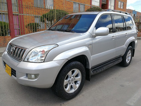 Prado Land Cruiser Europea Diésel 3.0