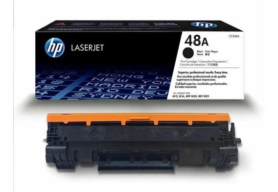 Toner Laserjet Mono Cf248a Hp 48a Preto M15w / M28w