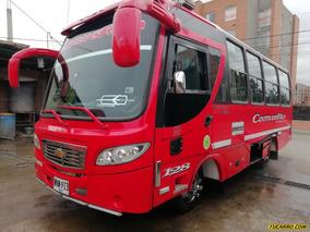 Autobuses Microbuses Chevrolet Nkr